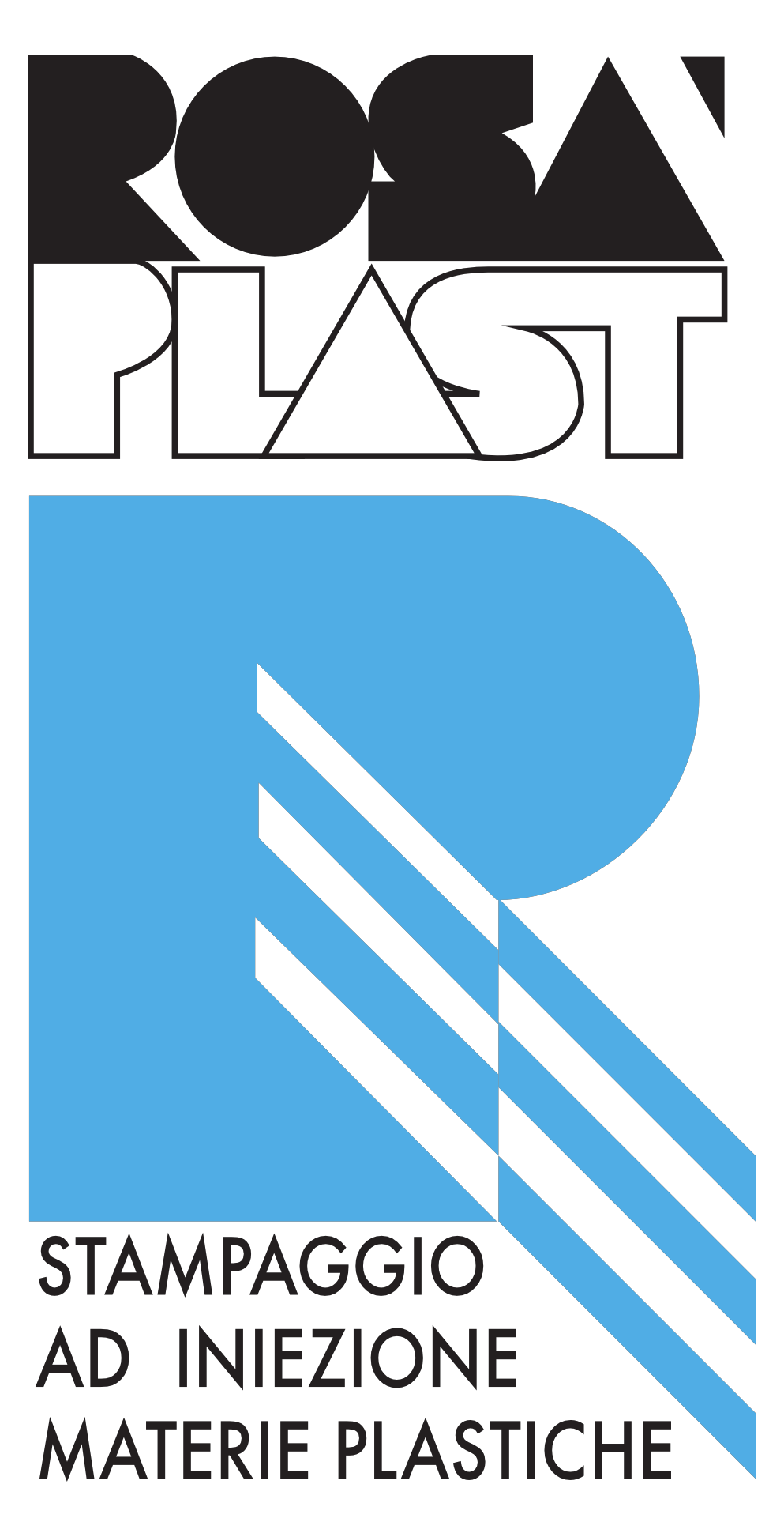 Logo rosaplast