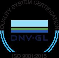 Logo ISO DNV
